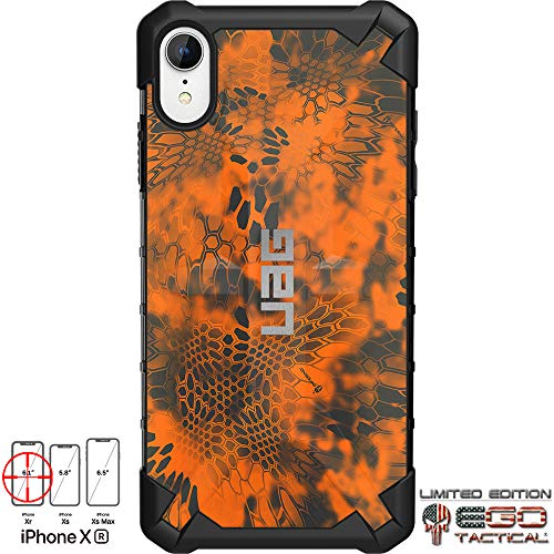 Ego Tactical orange iphone xr case 2019