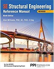 PPI SE Structural Engineering Reference Manual, 9th Edition (Paperback) – A Comprehensive Reference Guide for the NCEES SE Structural Engineering Exam