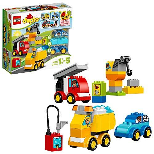 """레고 (LEGO) 듀푸로 처음인 듀푸로""""싸다고 트럭"""" 10816"""