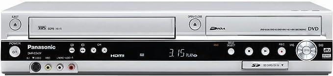 Panasonic Dv Dmr Es45vs Dvd Recorder Elektronik
