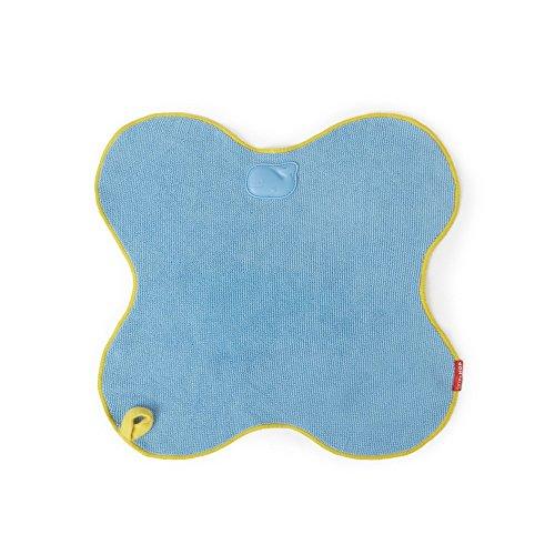 Skip Hop Moby Warm-Up Cuddler, Baby Bath Towel, Blue