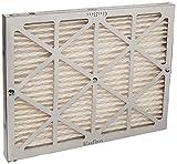 Glasfloss Industries M1320252 Z-Line Series MR-13 2-Inch MERV 13 Pleated Filter