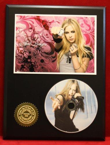 Avril Lavigne LTD Edition Picture Disc CD Rare Collectible Music Display