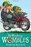 The Wandering Wombles by Elisabeth Beresford front cover
