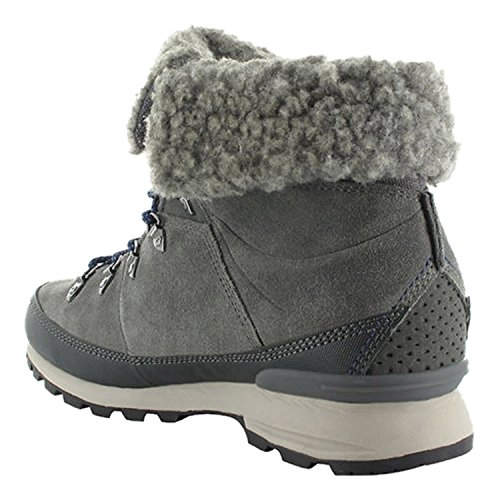 Hi-Tec KONO ESPRESSO I WP Botas para invierno Mujeres Charcoal/Deep Cobalt