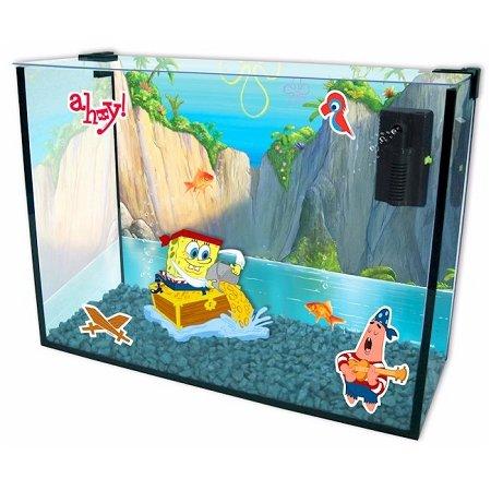 Penn-Plax Spongebob Treasure