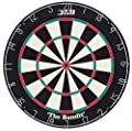 Dmi Bandit Staple-free Bristle Dartboard from DMI Sports