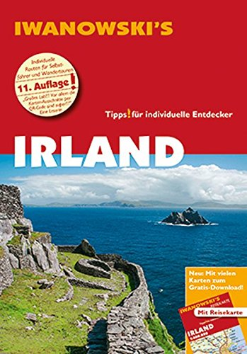 Irland - Reiseführer von Iwanowski: Individualreiseführer mit Extra-Reisekarte und Karten-Download (Reisehandbuch)