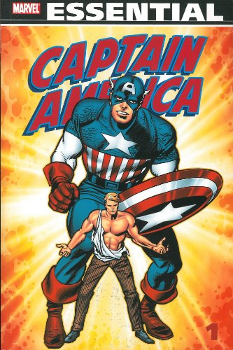 Essential Captain America, Vol. 1 (Marvel - Outlets Lehigh Valley