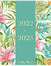2022-2025 Monthly Planner: 4 Years Monthly Planner 48 Months Calendar Agenda Schedule Organizer And Appointment Notebook With Federal Holidays And Inspirational Quotes