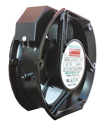 Mechatronics 172x150x51mm 120 Volt High Speed AC Fan UF15PC12-BTHR