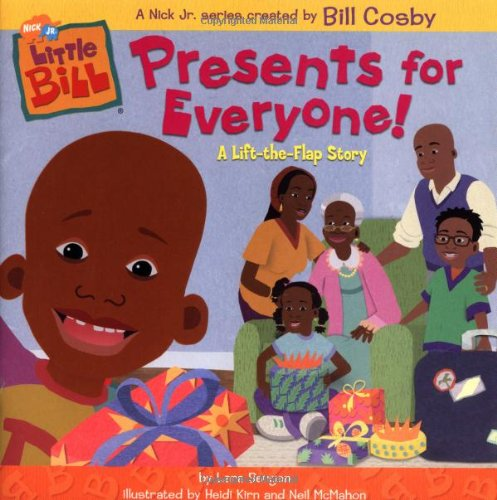 Presents For Everyone! (Little Bill With Flaps 2) -