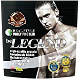 be LEGEND WheyProtein Powder 2.2 lbs (Chocolate)
