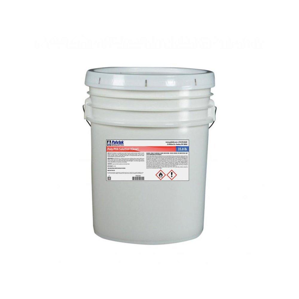 Polytek Poly PVA Solution (35lb Clear)
