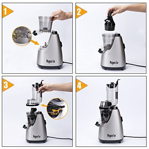 Argus Le Slow Masticating Juicer Reviews : Argus Le Slow Masticating Juicer Deals, Coupons & Reviews