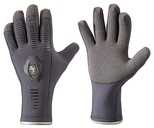 Akona 5mm Armortex Palm Protective Scuba Diving Gloves X-Large -