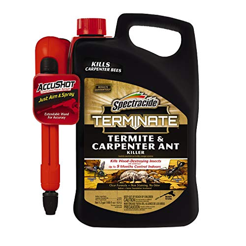 Spectracide Terminate Termite & Carpenter Ant Killer2 (AccuShotTM Sprayer) (HG-96375)