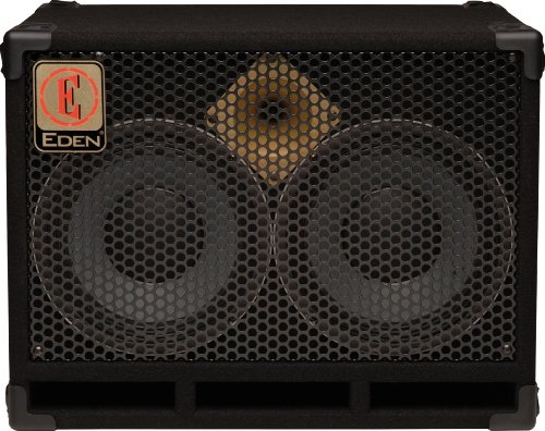 (Eden EX2108 EX Series Cabinet with 300-Watts 8-Ohms Speakers and Tweeter)