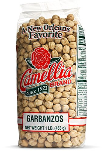 Camellia Brand Garbanzo Beans - Dry Bean, 1 Pound Bag