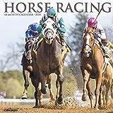 Horse Racing 2020 Wall Calendar