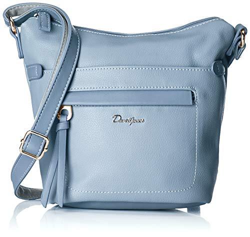 Tracolla l David Blu A Borse Donna 1 Jones 5944 blue wX8XqUv