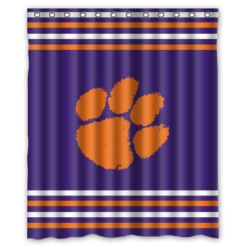 Clemson Tigers Shower Curtains Price Compare