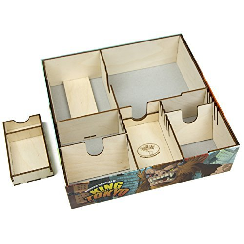 The Token Box Organizer for King of Tokyo