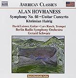 : Hovhaness: Symphony 60 / Guitar Concerto / Khrimian Hairig