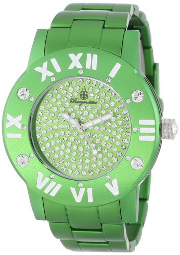 Burgmeister Women's BM163-090B Aluminum Magic Analog Watch