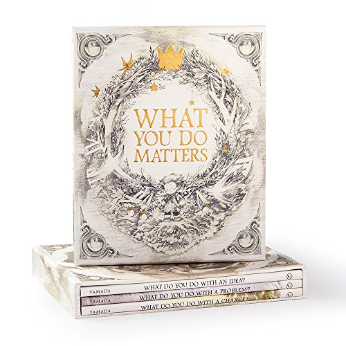 What You Do Matters Boxed Set - Featuring all three New York Times best sellers (What Do You Do With an Idea?, What Do You Do With a Problem?, and What Do You Do With a Chance?) -