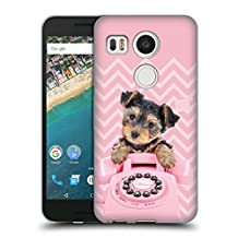 Official Studio Pets Mini Moshi Patterns Soft Gel Case for LG G4 / H815 / H810