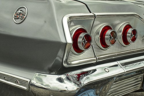 Super Sport 1 SS Chevy 409 Impala 1960s Car Vintage 12 Pre Built 24 Diecast 25 Model Art 18