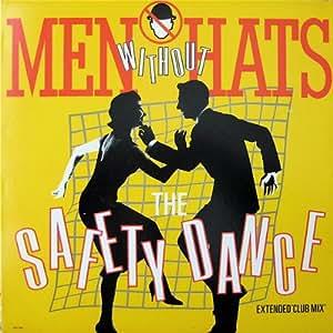 "Safty Dance / Antarctica - Men WIthout Hats [12"" Maxi Single]"