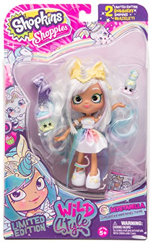 Shopkins Season 9 Wild Style Shoppies - Mystabella by Shopkins