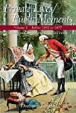 img - for [(Private Lives/Public Moments: to 1877 v. 1: Readings in American History )] [Author: Dominick J. Cavallo] [Aug-2009] book / textbook / text book
