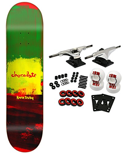 CHOCOLATE Skateboard Complete TERSHY SUBTLE SQUARE 8.375