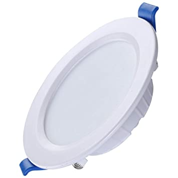 Super Bright Downlight Ultra Thin Redondo Techo Lámparas ...