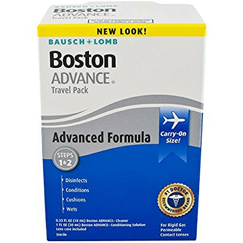 Formula Travel Pack (Bausch & Lomb Boston Advance Formula Travel Pack 1 Each)