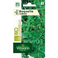 VILMORIN Sachet graines bio Roquette cultivée