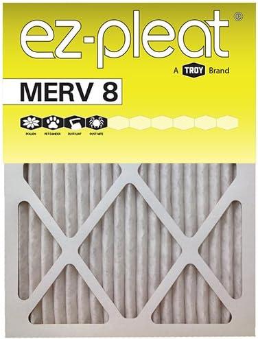 20x20x1 EZ-Pleat MERV 8 Air Filters (6-Pack) / 20x20x1 EZ-Pleat MERV 8 Air Filters (6-Pack)