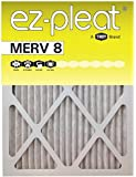 20x25x1 EZ-Pleat MERV 8 Air Filters (6-Pack)