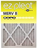 20x25x1 EZ-Pleat MERV 8 Air Filters (6-Pack)