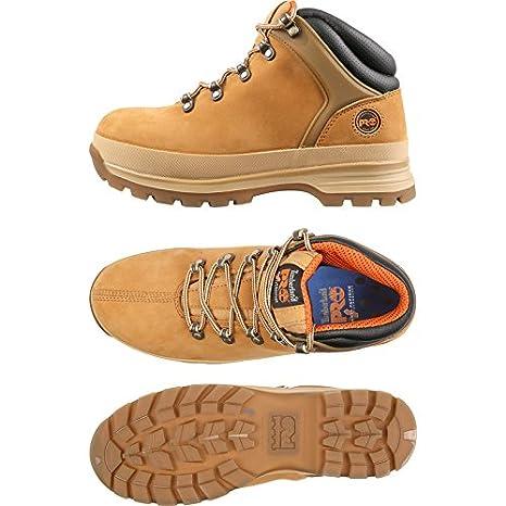 Timberland Pro Splitrock XT botas de seguridad trigo Tamaño