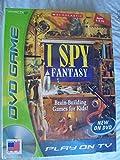 I SpyTM  Fantasy DVD Game