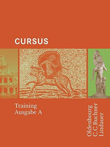 Cursus   Ausgabe A   Cursus A   Bisherige Ausgabe Training  Zu Den Lektionen 1 45
