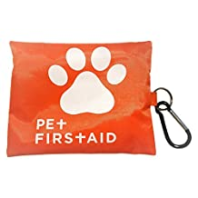 Adog Pet First Aid Travel Kit with Carabiner