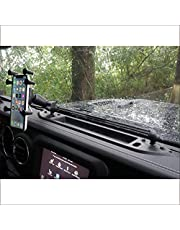 Voswitch Phone Mount Pack for Jeep Wrangler JL 2018 to Present and Gladiator 2020