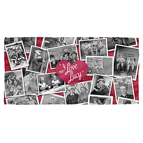 Trevco I Love Lucy Time After Time Towel (30x60) ()