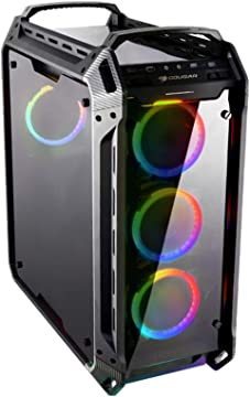PANZER EVO RGB is the perfect combination of four massive tempered glass covers ...