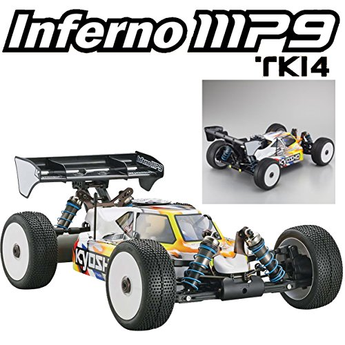 - Kyosho 33001B Inferno MP9 TKI4 Kit